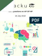 AP GP HP