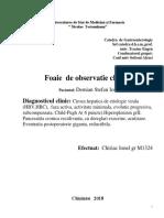 350904632 Fisa Gastro Ciroza Hepatica Aureliu