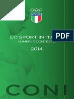 Lo Sport in Italia