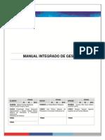Manual Integrado de Gestión V19_1