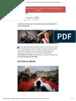 (O Que Fujimori Pode Nos Ensinar Sobre Bolsonaro – João Rodriguez)