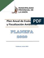 PLANEFA 2020 MPLU