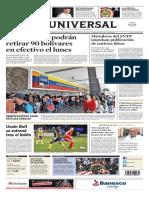 El Universal Digital 01092018. 3861