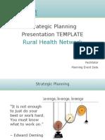 Strategic Planning Presentation
