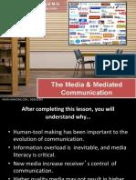Session 6 Media & Mediated Communication Uniska