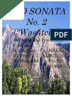Duo Sonata Wasatch