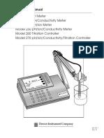 Manual de Phmetro