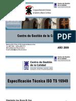ISOTS 16949 CGC R2