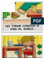 Normas Del Comedor
