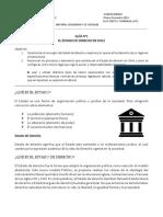 Guia 1 Estado de Derecho