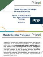 Mexico Intervención de Los Factores Psicosociales Laborales y Efectos 2018