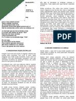 Estudo Pg - 2 a Vida Como Discipulador (Parte 1)
