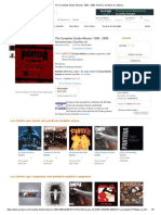 The Complete Studio Albums_ 1990 - 2000_ Pantera_ Amazon.es_ Música