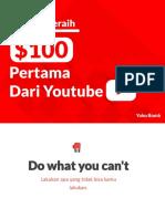 10 Tips Meraih $100 pertama dari youtube v1_5