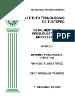 U3 - Resumen 12 Páginas - González Vásquez Diego