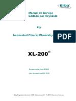Manual de Serviço XL-200 With ISE
