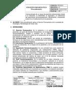 Pps0834 Adqusición de Medicamentos y Dispositivos
