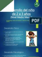 Desarrollo del niño de 2 a 3 años.pptx