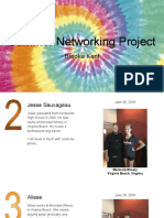 summer networking project