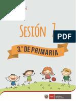 Sesion de Aprendizaje -Educ- Fisica -Compartimos Entre Compañeros Canciones -13!12!2018
