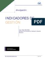 INDICADORES PARA GESTION VARIOS