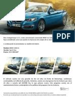 BMW - SERIE 2_CABRIO 2020