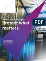 3M Novec 1230 Fluid Protect What Matters Brochure