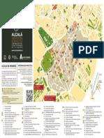 Plano Turismo de Alcala-h