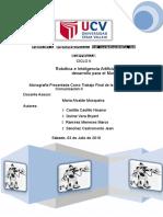 33970593 Monografia Robotica e Inteligencia Artificial