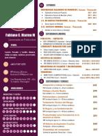 Cv Fabiana 2018 - Funcional