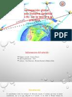 La navegación global reflejada Sistema Satelital (GNSS-R)