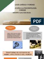 Introducción a La Psicopatologia Forense. Grupo 5 (Ramos, Ureta)
