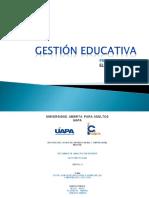 GESTIÓN EDUCATIVA - TRABAJO EN GRUPO DE 3.pptx