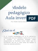 Modelo Pedagógico Aula Invertida