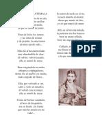 poema La Niña de Guatemala