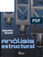 Análisis Estructural.