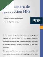 Plan Maestro de Producción MPS