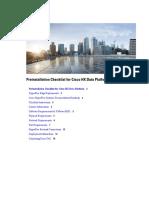 b HX Data Platform Preinstall Checklist (1)