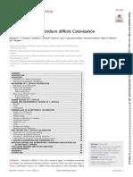 Understanding Clostridium difficile Colonization