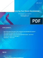 Oracle Geodatabase