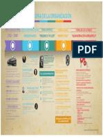 Teoria de La Organizacion Infografia