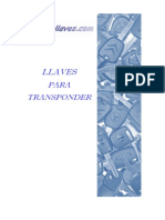 TRANSPONDER catalogo+2011+pt