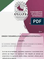 Fundamentos de La Gestion Estrategica - Unidad 1