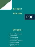 FEA 2009 - ecologia I