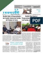 JUVENTUD REBELDE. VIERNES 24 DE MAYO DE 2019.