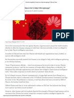 Is Huawei Compelled by Chinese Law to Help With Espionage_ _ Financial Times