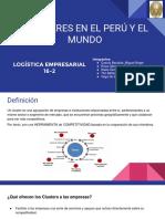 Cluster Del Peru y El Mundo