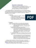 Deducción e Inducción y silogismo. ejemplos.docx
