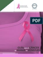 cancer de mama en venezuela
