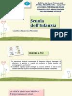 Francesca Monterisi Scuola d'Infanzia